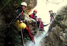 Climbing on the Costa del Sol with Canyoning Benahavis